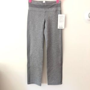 Ivivva Gray Studio Motion Pants